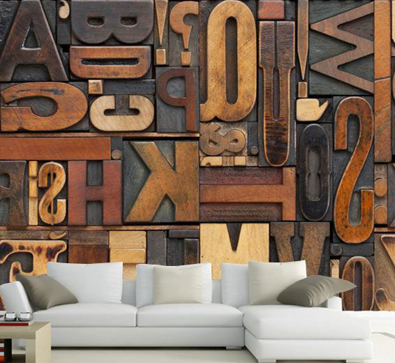 Stunning Vintage Letters for Wall Decor 600 x 1361 · 454 kB · jpeg